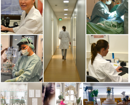 Plastiikkakirurgi Riikka Veltheim Cityklinikka
