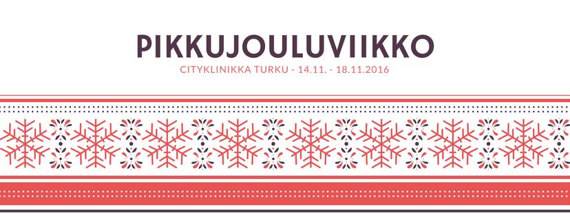 Pikkujouluviikko Cityklinikka Turku