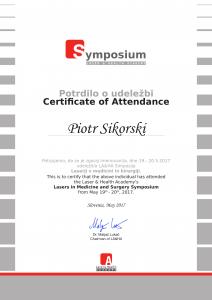 Kokemuksia Piotr Sikorski