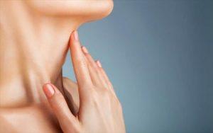 mikrobotox kaula kasvot dekoltee